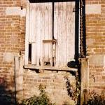Weston Wharf Warehouse Door, Weston Lullingfields